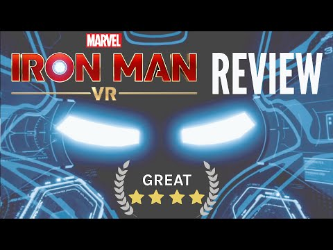 Iron Man VR Review: Another Awesome PSVR Exclusive (SPOILER-FREE)