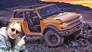 Here's What I Really Think of the New Ford Bronco