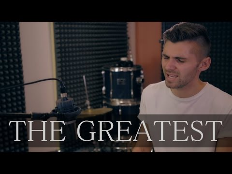 Sia - The Greatest (Cover By Ben Woodward)
