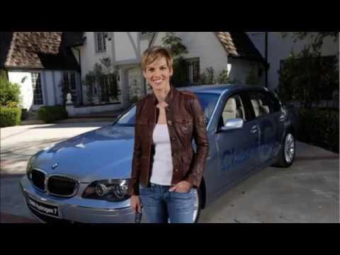 Hilary Swank Net Worth 2018 Houses and Luxury Cars - YouTube