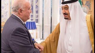 فيديو: رسالة شكر من سفير أمريكا للملك سلمان في نهاية فترته بالمملكة