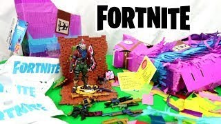 REAL LIFE Fortntie Llama UNBOXING! (FREE WALMART CODES) Fortnite Battle Royale