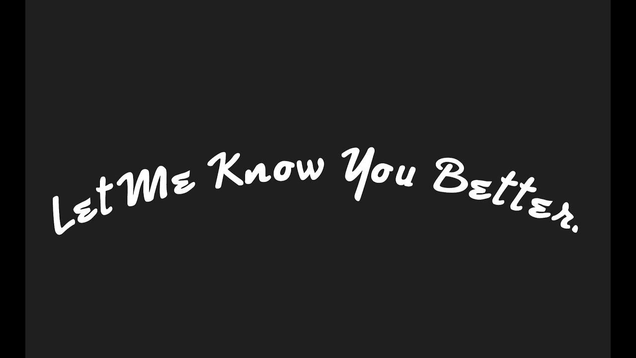 Let Me Know You Better: Perkenalan MaBa Manajemen Bisnis ...