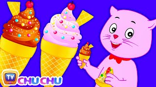Three Little Kittens Went Out To Eat - Nursery Rhymes by Cutians™ - The Cute Kittens | ChuChu TV thumbnail