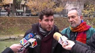 Podemos denuncia oscurantismo de la Confederación Hidrográfrica del Ebro