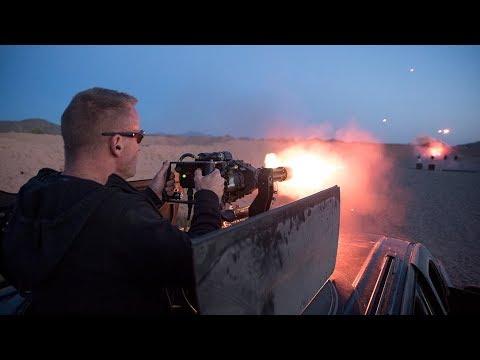 Torture Testing MGM Targets With A Dillon Aero M134 Minigun