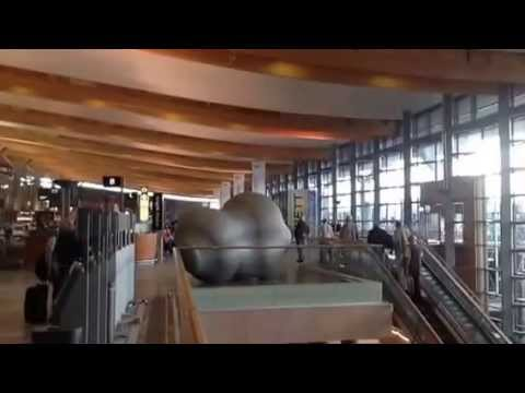 Oslo Airport (OSL) - for tourist arriving at Oslo Aiport Gardermoen