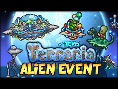 BADASS UFO MOUNT, ALIEN INVASION EVENT AND ALL THE NEW ITEMS