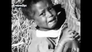 1970 Terrible Tifón Bhola en Bangladesh deja 1 millón de muertos - El peor tifón de la historia