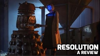 Daleks Return! - Doctor Who New Year's Special: ' Resolution'
