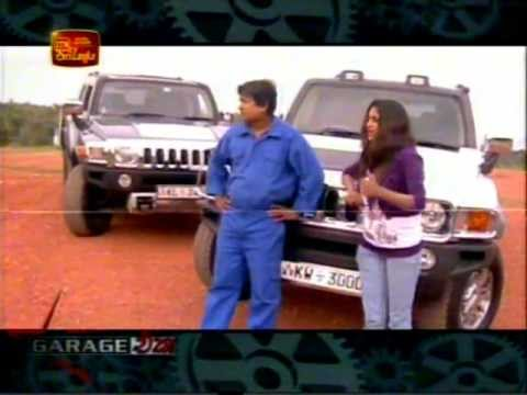 Garage Eka On Itn Hummer H3 Ep 12 Youtube