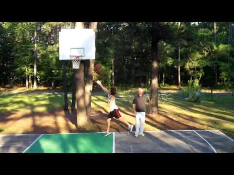 Kevin McHale basketball move