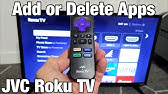How To Fix Youtube On Jvc Smart Tv Youtube