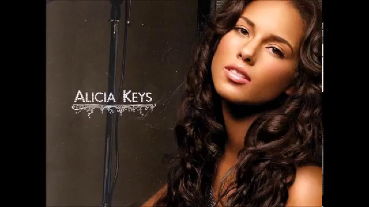 ALICIA KEYS - NO ONE - WITH LYRICS - YouTube