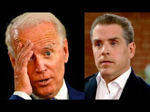 HUNTER BIDEN FINALLY ADMITS LAPTOP SEIZED BY FBI COULD 'ABSOLUTELY' BELONG TO HIM