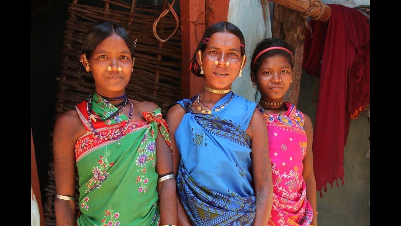Orissa, Chhattisgarh - India 2012