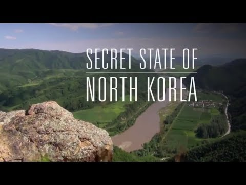 North Korea a Secret State: journey into the heart  documentary  2017