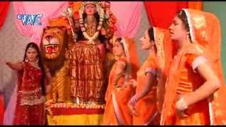 Uche Parvat Par Maiya - उँचे पर्वत पर मईया - Sacha Darbar Sherawali ke - Bhojpuri Devi Geet Song