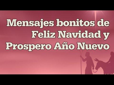 Mensajes bonitos de feliz navidad y prospero a o nuevo - Mensajes bonitos de navidad y ano nuevo ...