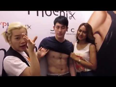 Thailand Boy's abs