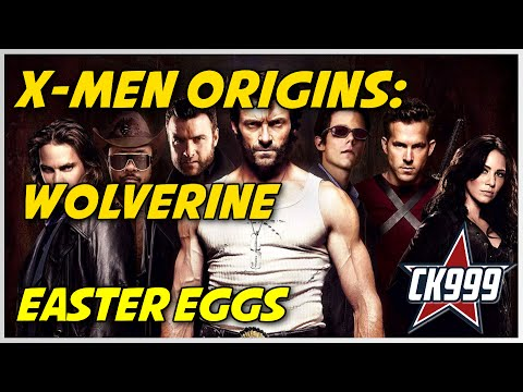 X Men Origins Wolverine Easter Eggs 39