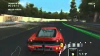 Ferrari Challenge Trofeo Pirelli Wii