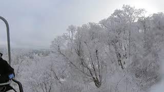 20210307 나홀로 스키 용평 설경