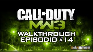 ▶ Call of Duty Modern Warfare 3 - ITA Campaign GamePlay HD - iTH Part 14