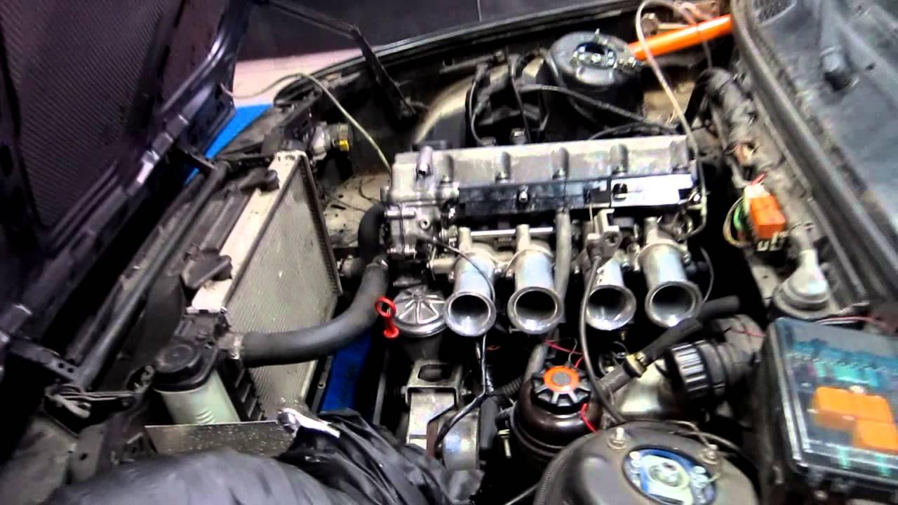 Bmw M20 Engine Diagram Bmw 318is Itb Promotor Youtube