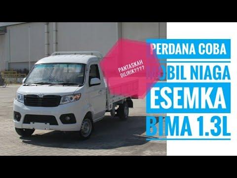 EKSKLUSIF! Impresi Perdana Mobil Niaga Esemka Bima 1.3L, Pantaskah Dilirik?