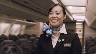 【air do recruting movie 2018】客室乗務員篇