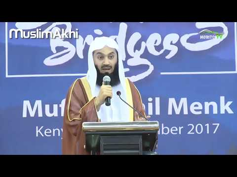 [HD] Mending Relations | Mufti Menk | Nairobi, Kenya 2017 | Building Bridges