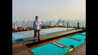 Skye Restaurant @ 56th Floor, Menara Bca Jakarta