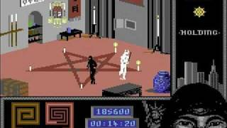 C64 Longplay - The Last Ninja 2