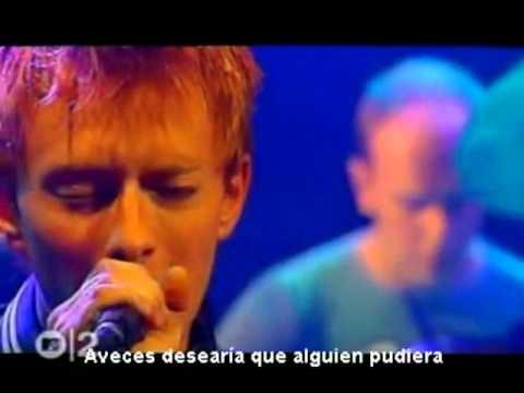 Radiohead - Nobody does it better (Subtitulada español)