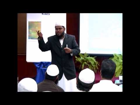 10 day Arabic Language course: By Shaikh Arshad Basheer madani : Day 1