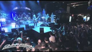 "GAMMA RAY ""Gamma Ray"" Live from ""Live Skeletons & Majesties"" Official DVD / Blu-Ray"