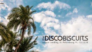 The Disco Biscuits - 12/12/2019 - Jannus Live, St. Petersburg, FL
