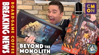 Beyond The Monolith: Zombicide Announcement