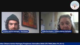 Haringey Advice Partnership: Housing Workshop and Q&A