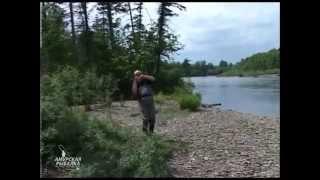 рыбалка на хозяина таёжных рек