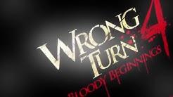 فيلم wrong turn 4 bloody beginnings 2011 مترجم