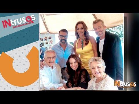 Eric del Castillo y Kate Trillo celebraron sus bodas de oro | INtrusos