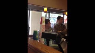 Crazy customer part 2