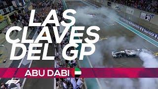 Hamilton arrasa; Sainz, sexto del Mundial | Resumen GP Abu Dabi F1 2019
