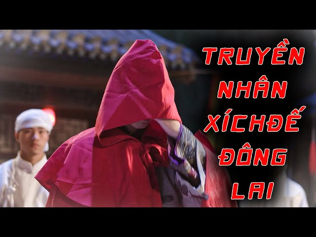 Võ Lâm Thiên Hạ Vô Địch Thủ Truyền Nhân Xích Đế Đông Lai Tái Xuất Giang Hồ | Kung Fu | Clip Hay
