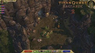 Titan Quest Ragnarok Playthrough #2