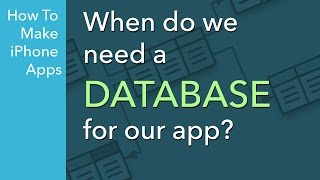 When Do We Need A Database For Our App?