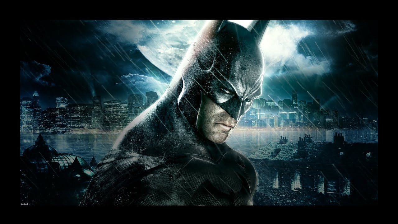 Batman Arkham Asylum The Movie  YouTube
