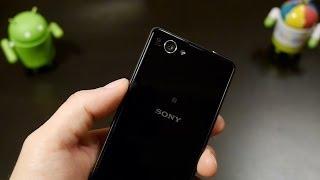 обзор телефона Sony Xperia Z1 Compact